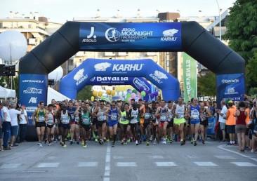 Shumay Mogos Solomon and Lenah Jerotich win the 8th Jesolo Half Marathon