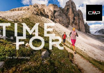 Scopri la nuova collezione trail running CMP!