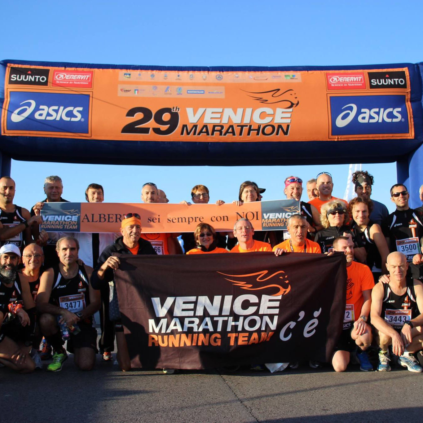 Venicemarathon Running Team